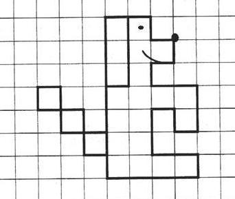 картинки по клеточкам для девочек 10 лет в тетради